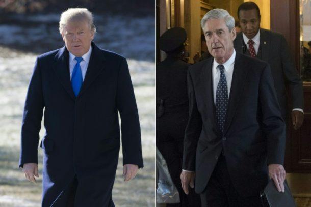 Robert Mueller,Russland-Affäre,Bill Barr