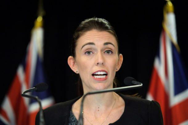 Jacinda Ardern,Außenpolitik,Neuseeland