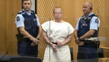 Neuseeland,Rechtsprechung,Brenton Tarrant