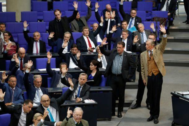 AfD,Berlin,Bundestagsvizepräsidenten