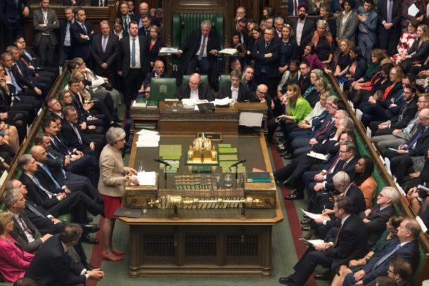 Brexit-Vertrag ,EU,London