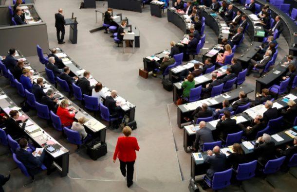 Bundestag,Berlin,Wahlrechtsreform