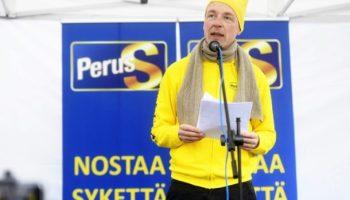 Finnland,Jussi Halla-aho,Partei