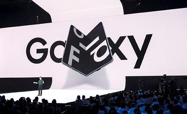 Galaxy Fold,Samsung,Handy