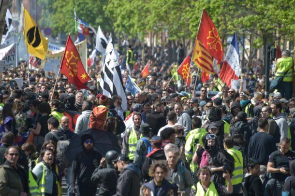 Gelbwesten,Frankreich,Emmanuel Macron