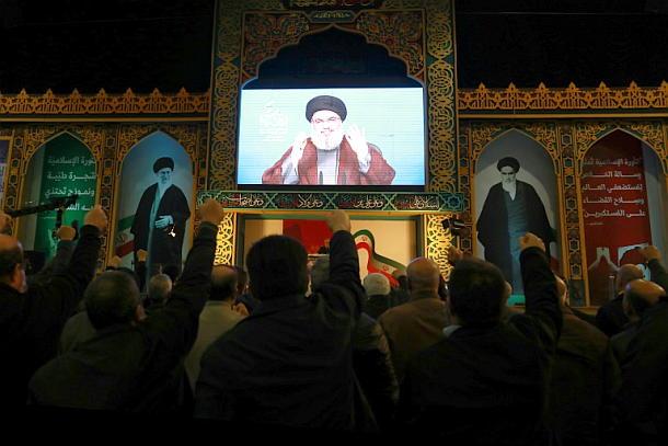 USA,Hisbollah-Bewegung,Außenpolitik