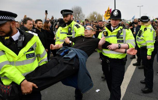 London,Klima,Klimaproteste