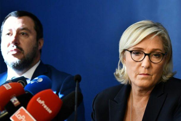 Mailand,Außenpolitik,Matteo Salvini