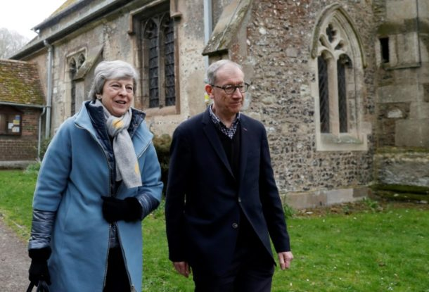 Brexit,Opposition ,Theresa May