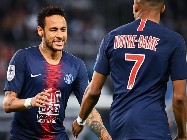 Kylian Mbappe,Fußball,Neymar da Silva Santos