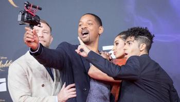 Will Smith,People,Starnews,AladdinPresse,News