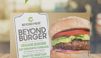 Beyond Meat Burger,Presse,News,Essen