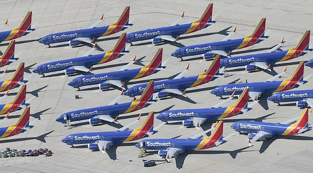 Boeing 737-MAX,Software,News,Presse