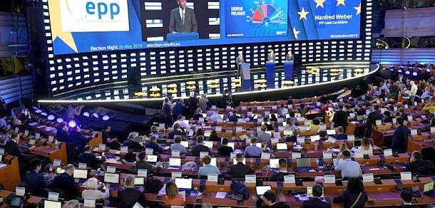 Mehrheitsfindung im Europaparlament nach Wahlen deutlich schwieriger
