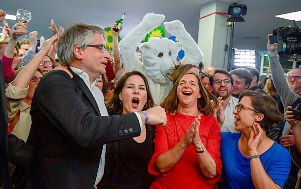GroKo-Parteien,Politik,Presse,News
