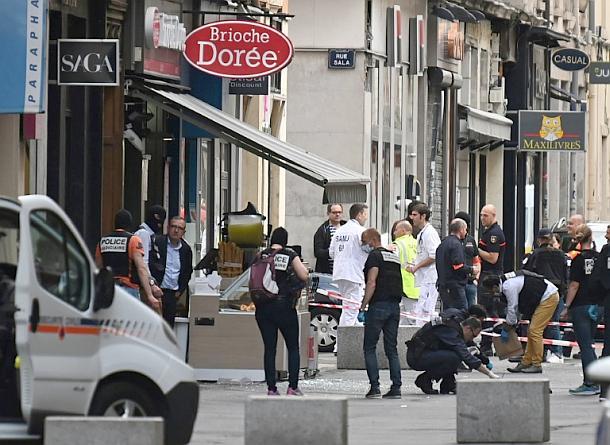 Lyon,Presse,News,Nachrichten