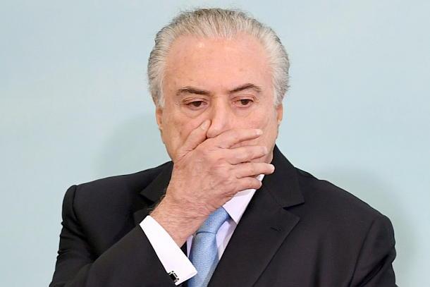 Michel Temer,Brasilien,Presse,News