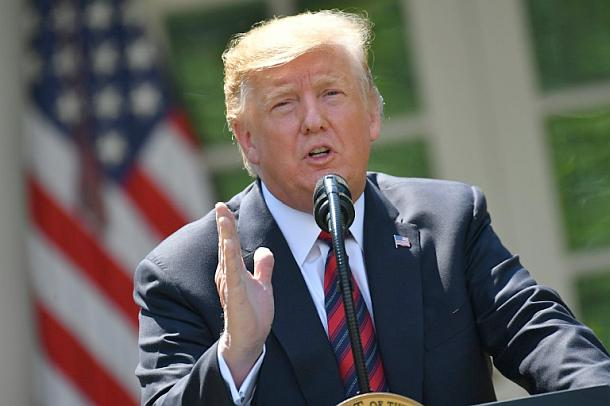 Donald Trump,Außenpolitik,Presse