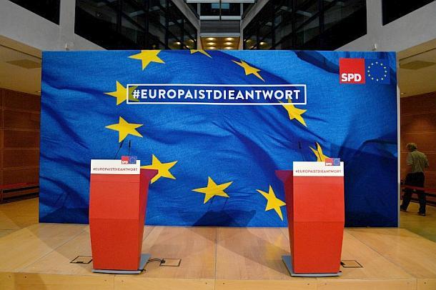Parteigremien in Berlin beraten über Wahlausgang