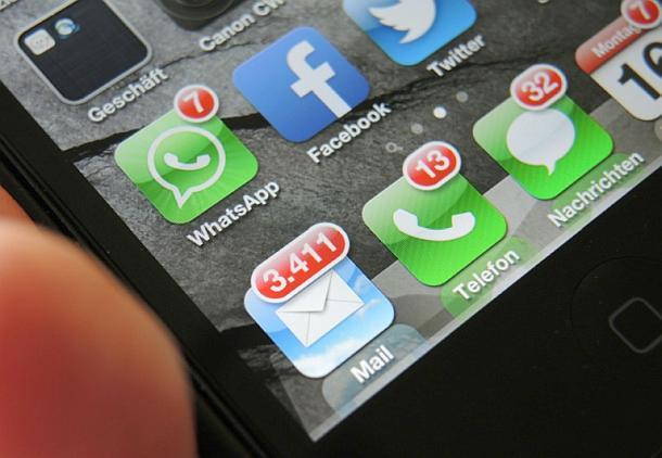 Zahl der täglichen Spam-Mails um 34 Prozent gestiegen