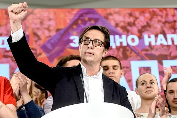 Stevo Pendarovski,Außenpolitik,News