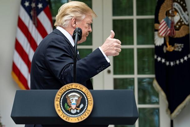 Präsident Donald Trump,Finanten,News,Presse