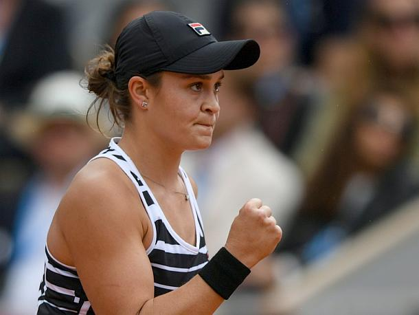 Ashleigh Barty,French Open,Paris,Presse