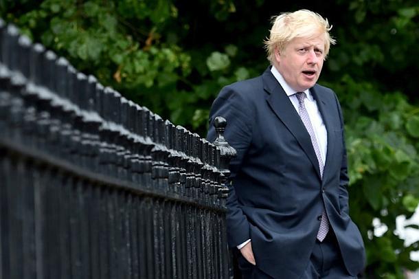 Boris Johnson,Theresa May,London,Presse