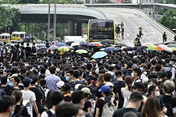 Hongkong,Demonstranten,Presse,News