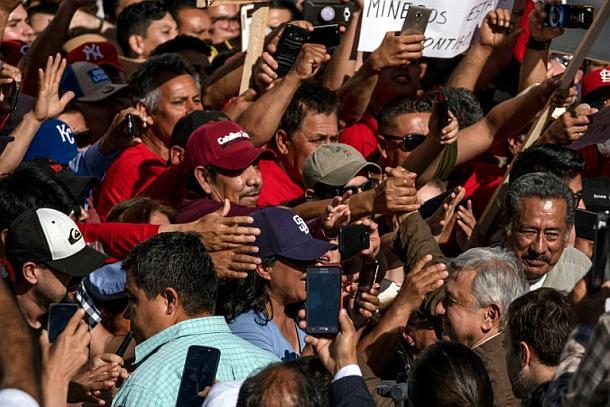 López Obrador,Mexiko,USA