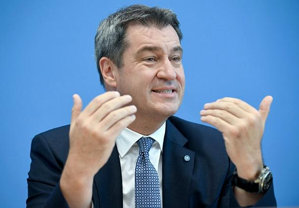 Markus Söder,Politik,Presse,News,Berlin