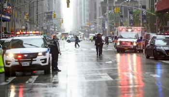 New York,Manhattan,Hubschrauber,News