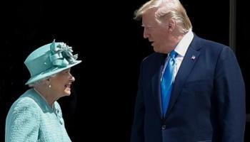 Staatsbesuch in London,News,Aktuelle, Queen