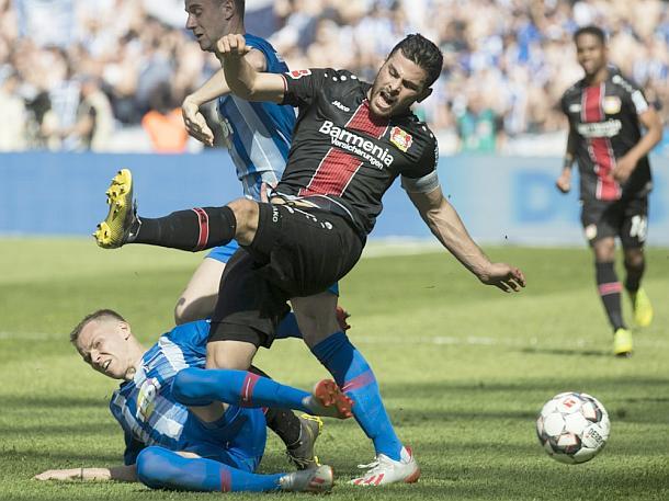 Bayer Leverkusen,Fußball,Presse,News,Aktuelle,Kevin Volland