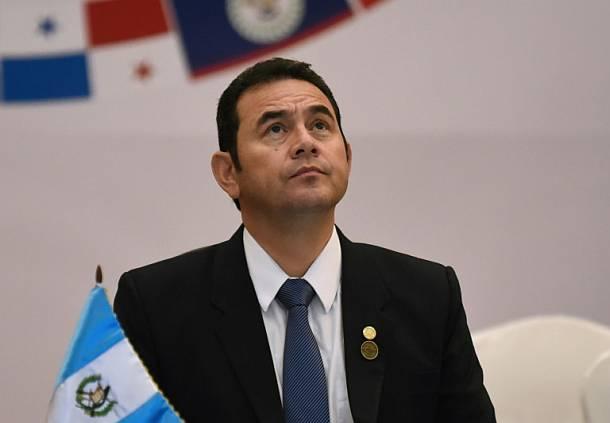 Guatemala sagt Treffen von Staatschef Morales mit Präsident Trump ab