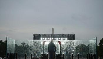 Nationalfeiertag,Lincoln Memorial,Politik,USA,Nationaltagsfeier