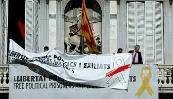 Katalonien,Barcelona,Presse,News,Quim Torra
