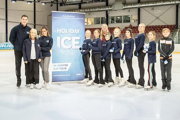 HOLIDAY ON ICE,Paarlauf,Eislauf,Leon Rojkov,Berlin,Medien,Sport,Presse,News,Nachrichten,Aljona Savchenko,Bruno Massot