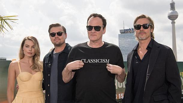 Once upon a time... in Hollywood,Berlin,Medien,Presse,News,People,Starnews