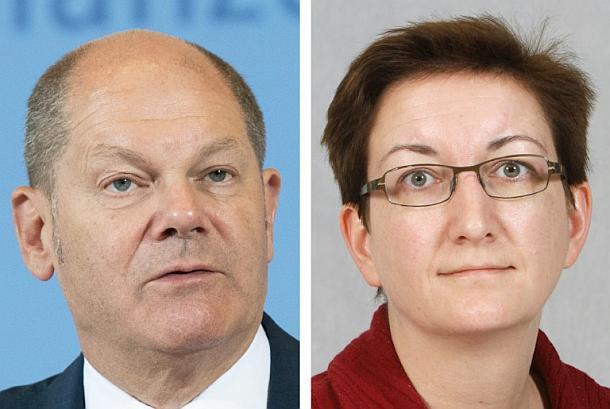 Olaf Scholz ,Klara Geywitz,Berlin,Presse,News,Medien,Aktuelle