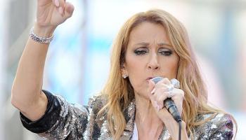 Starnews,Medien,Presse,Kultur,Céline Dion,Courage World Tour, Europa,