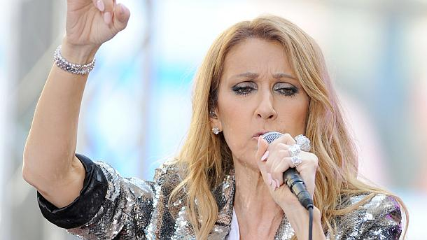 Starnews,Medien,Presse,Kultur,Céline Dion,Courage World Tour, Europa,