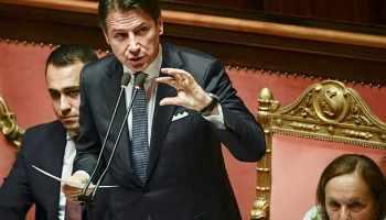 Italien,Giuseppe Conte,Presse,News,Medien,Aktuelle,Nachrichten
