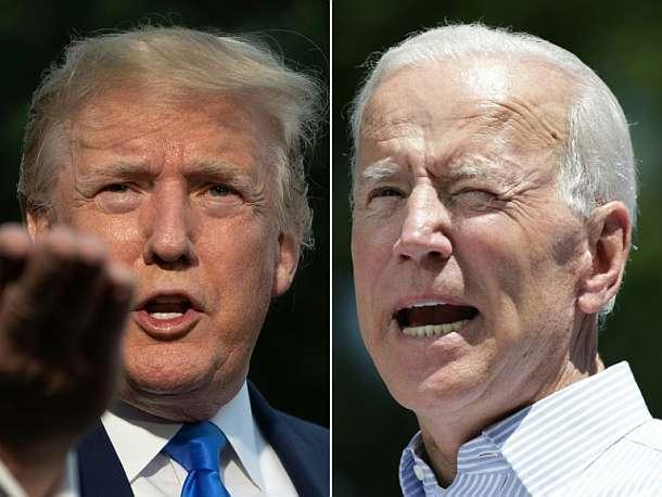 Biden fordert von Trump Veröffentlichung eines brisanten Telefonats