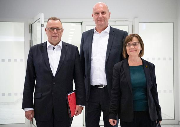 Koalitionsverhandlungen,Brandenburg,Politik,Presse,News,Medien