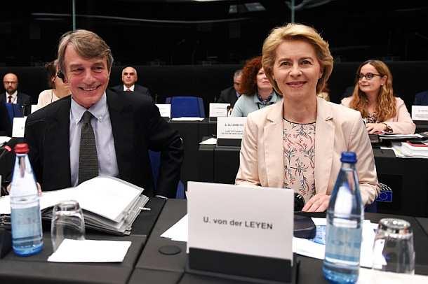 Ursula von der Leyen,Politik,Presse,News,Medien,Aktuelle,Nachrichten