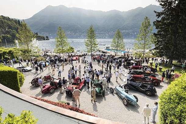 BMW Group,Oldtimer,München,Cernobbio,Presse,News,Medien,Aktuelle