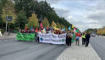 Extinction Rebellion,Berlin,Klimaschutzaktivisten,Presse,News,Medien