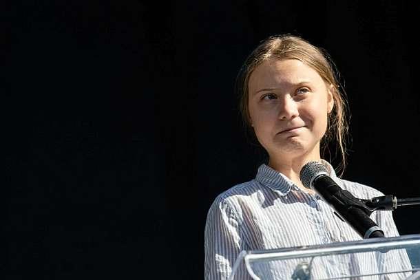 Greta Thunberg,Friedensnobelpreis,Oslo ,Presse,News,Medien,Aktuelle
