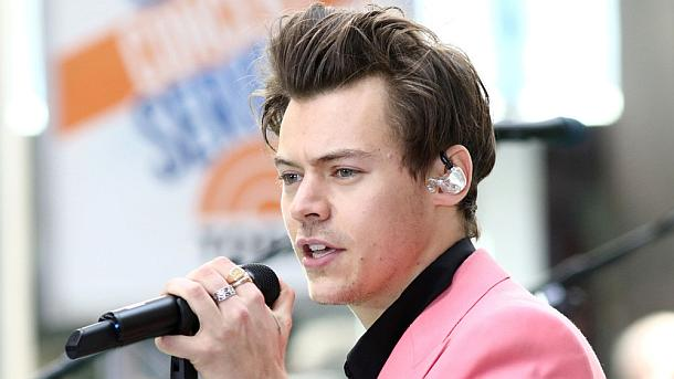 Harry Styles,Starnews,Medien,Lights Up,Musik
